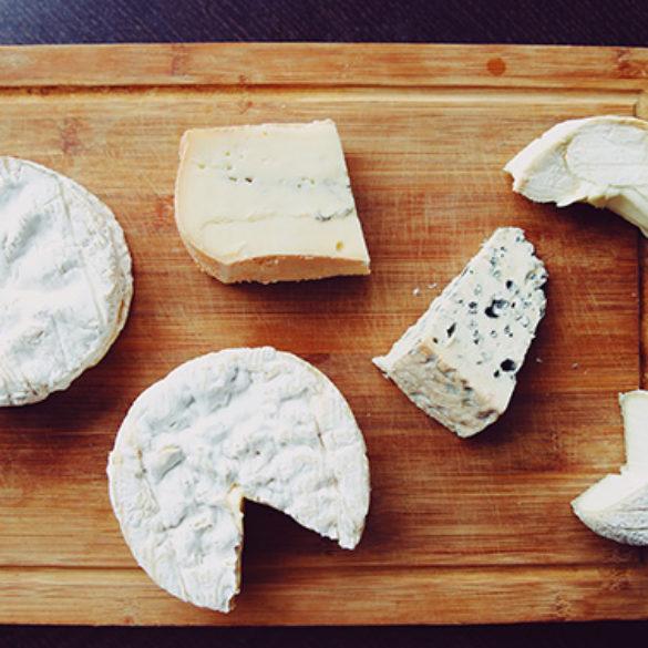 Les fromages de notre buffet à volonté