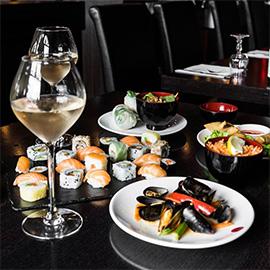 Maki sushi à volonté la villa mantes