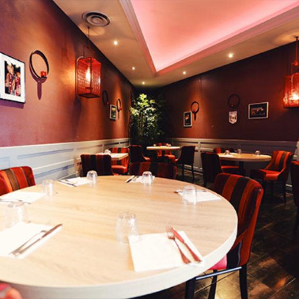Restaurant La Villa situé à Mante la Ville