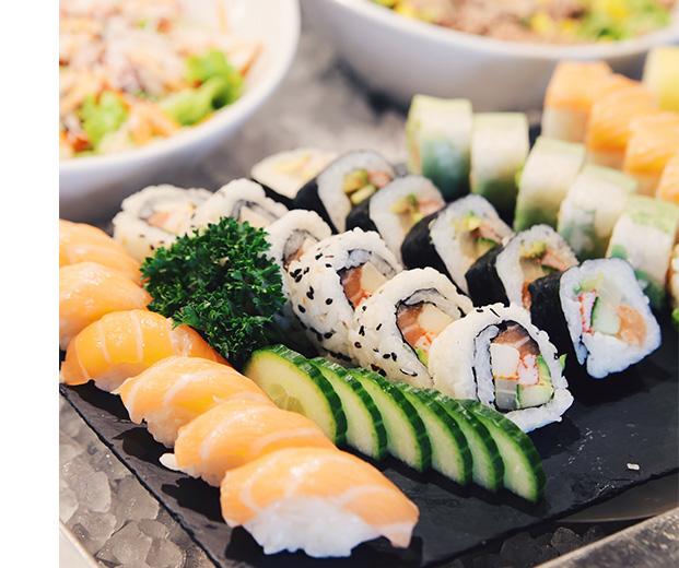sushi a volonte la villa mantes